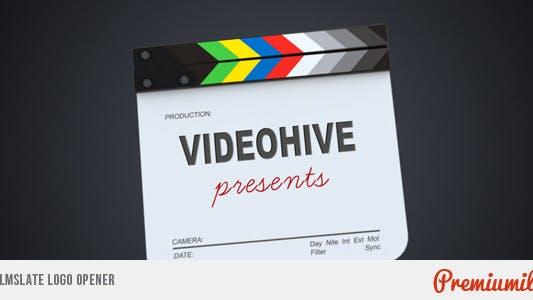 Thumbnail for Filmslate Logo Opener