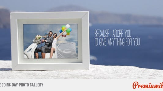 Thumbnail for Wedding Day Photo Gallery