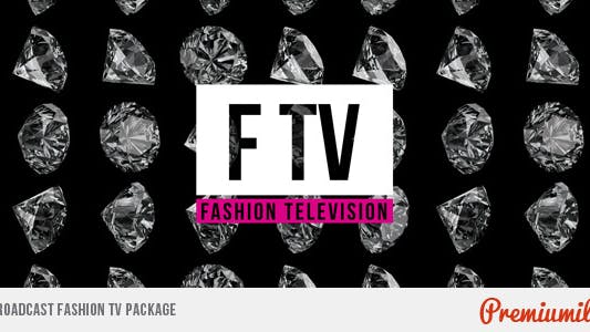 Thumbnail for Broadcast Fashion TV Package
