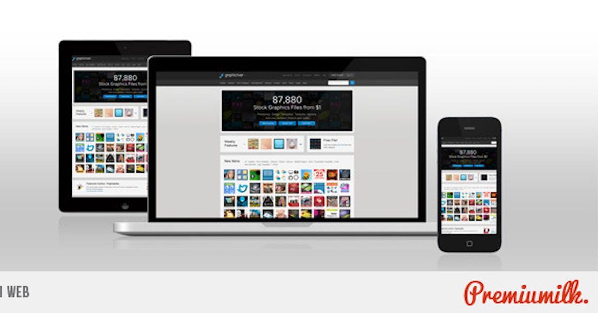 Download i Web by Premiumilk