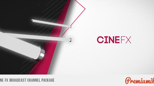 Thumbnail for Cine FX Broadcast Channel Package