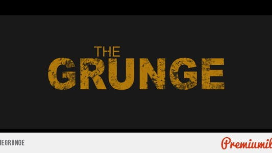 Thumbnail for The Grunge