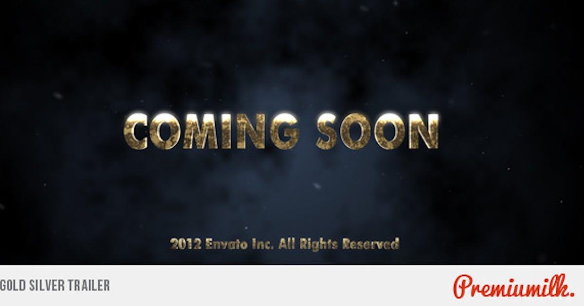 Download Gold Silver Cinematic Trailer by Premiumilk