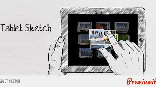 Tablet Sketch