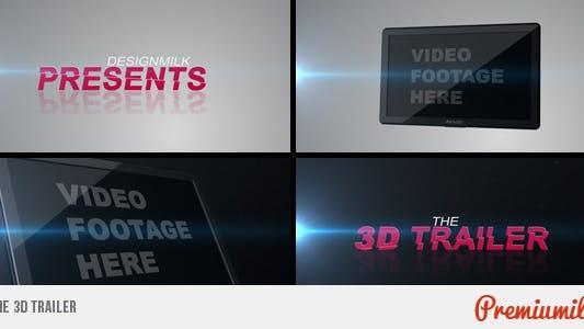 Thumbnail for La bande-annonce 3D