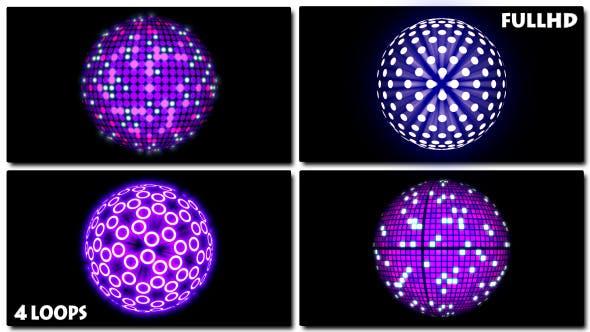 Balls Beat Dance (4-Pack)