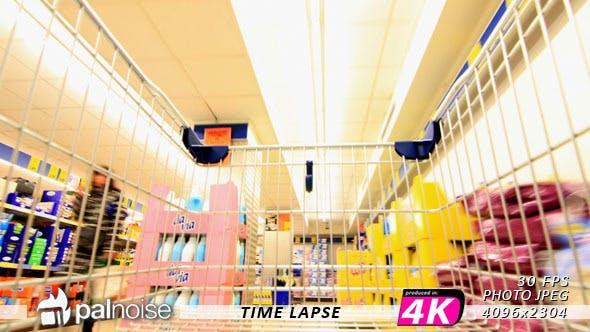 Thumbnail for Mall Shopping Cart Supermarket