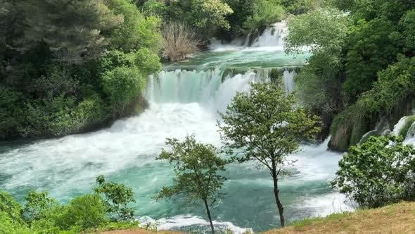Thumbnail for Waterfalls in Krka National Park