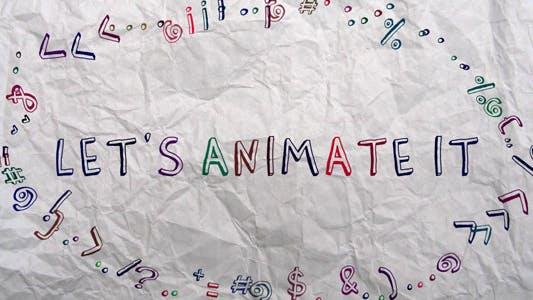 Thumbnail for Kinetic Typography v2