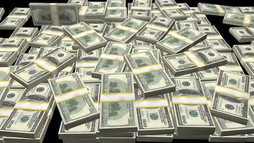 Money Stacks 02 Hd