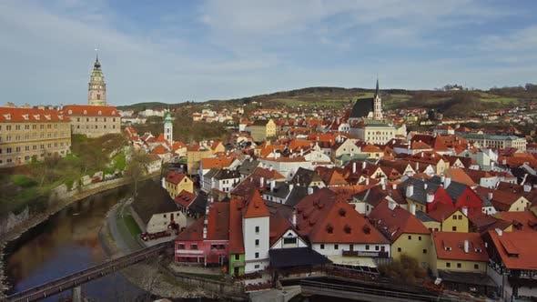 Thumbnail for Cesky Krumlov Town en République tchèque #4
