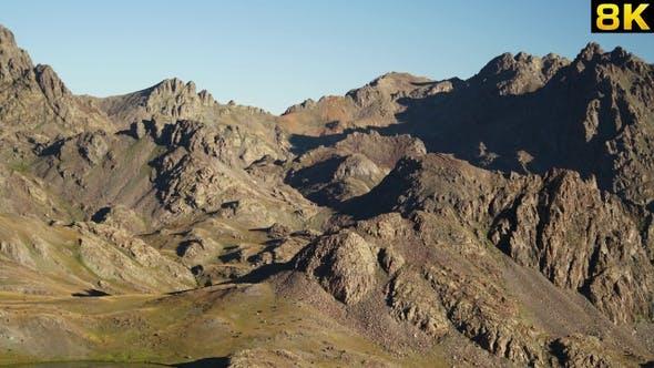 Thumbnail for Arid and Barren Mountain
