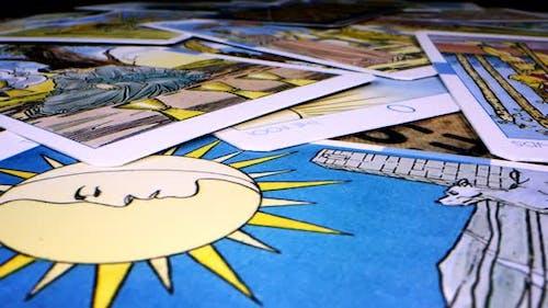 Spiritual Fortune Reading Tarot Cards 5