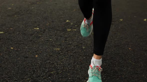 Thumbnail for Woman Runner Boots Sneakers
