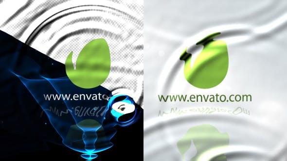 Thumbnail for Elegance Water Ripple Logo
