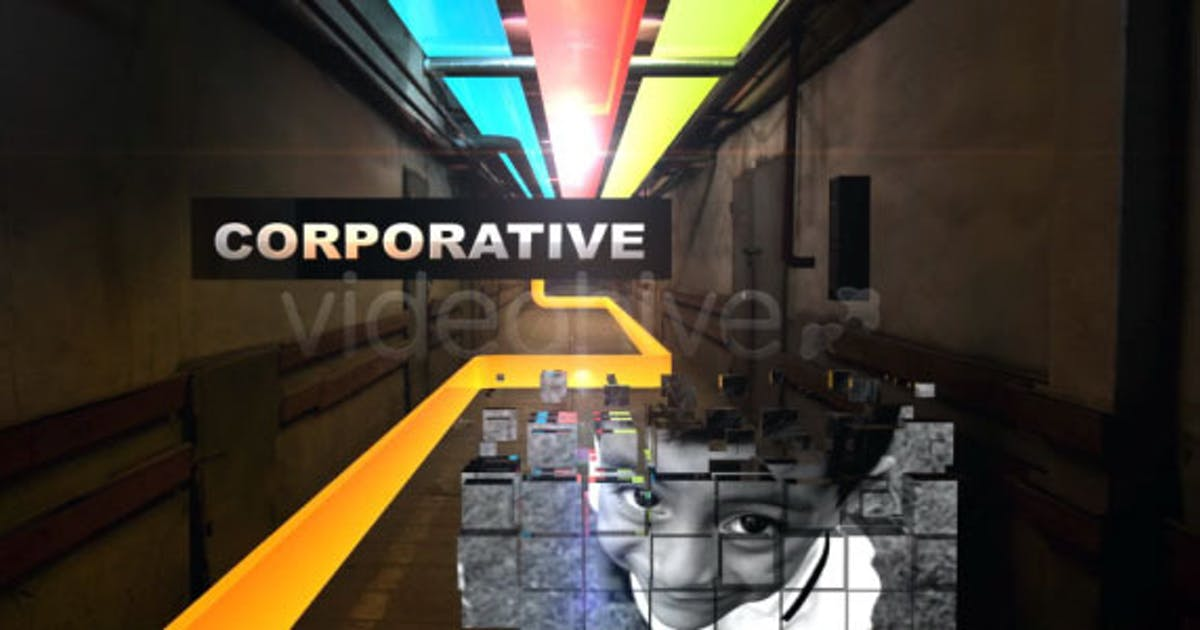 Download Colorful Corridor Opener by iconoclast