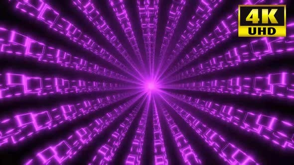 Cover Image for Box Tunnel Vj Loop Pack 4k