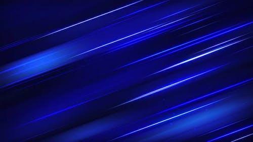Corporate Blue Background 4K