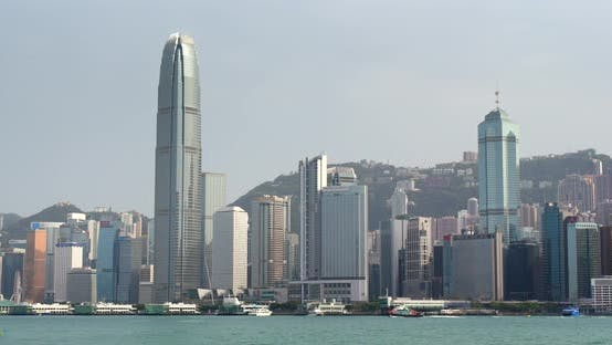 Thumbnail for Hong Kong landmark in the city