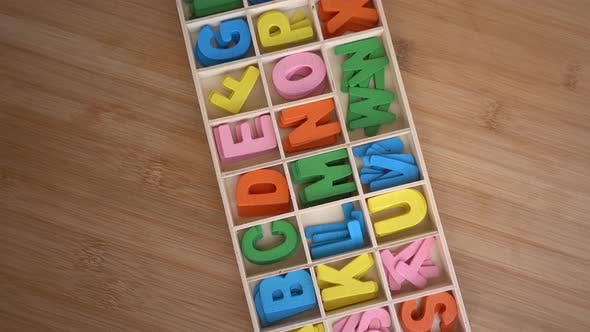 Thumbnail for Alphabet Letters