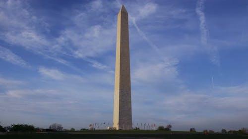 Washington Monument In Washington DC 17B
