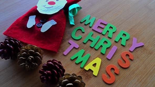 Thumbnail for Santa Claus and Merry Christmas