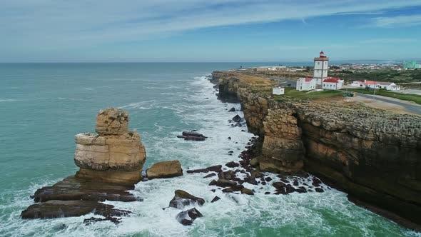 Thumbnail for Leuchtturm auf Cabo Carvoeiro in Portugal
