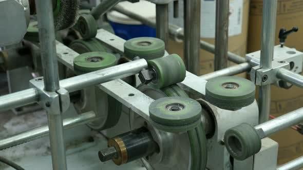 Thumbnail for Drehförderer in der Fabrik