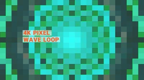 Pixel Wave Loop