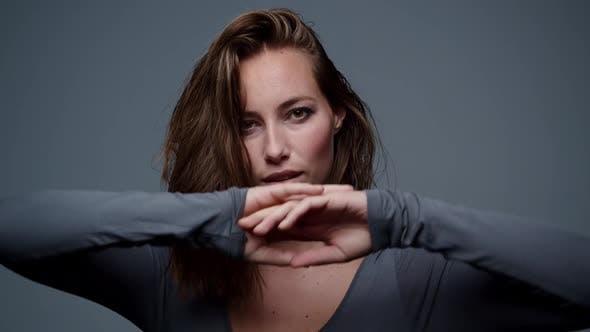 Model In Grey