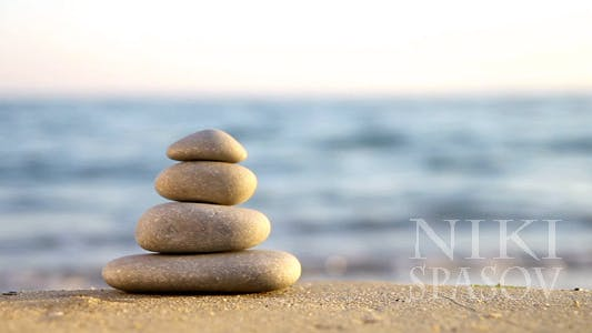 Thumbnail for Stacked Zen Stones