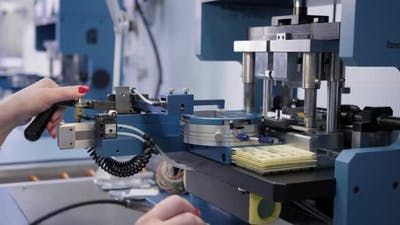 Manufacturing of Microchips