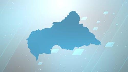 Central African Republic Slider Background