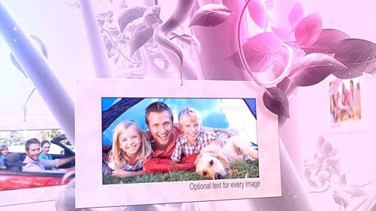 Thumbnail for Fotoalbum Summer Memories