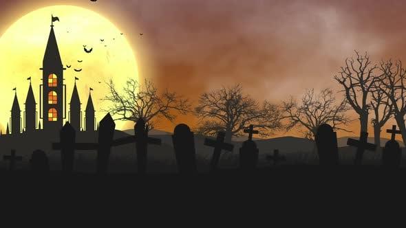 Thumbnail for Halloween Night Castle Hd