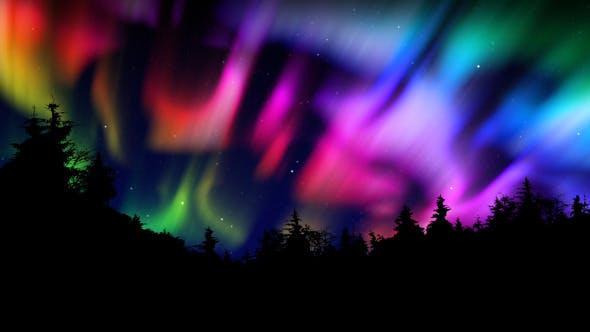 Thumbnail for Aurora Borealis Muilticolor