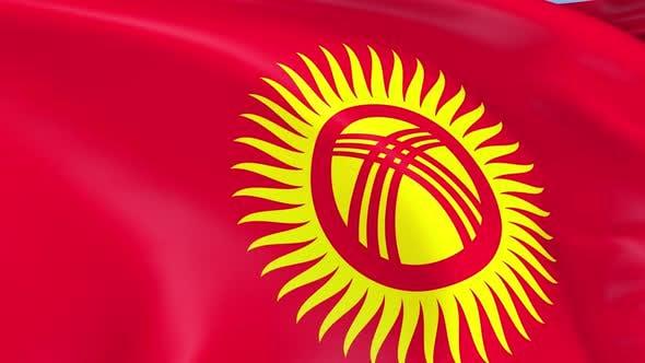 Thumbnail for Kyrgyzstan Flag