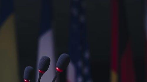 End of Presidential Debates