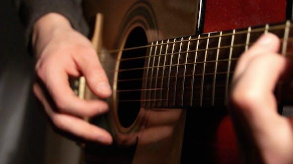 Acoustic Guitar Strumming