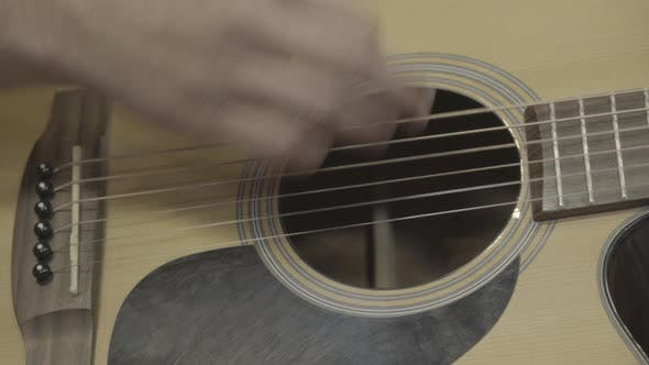Thumbnail for Playing the guitar