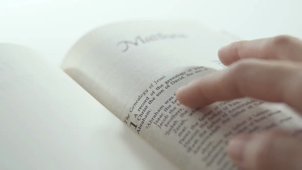 Thumbnail for Reading Bible