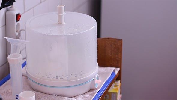 Thumbnail for Dampfsterilisator Arbeiten