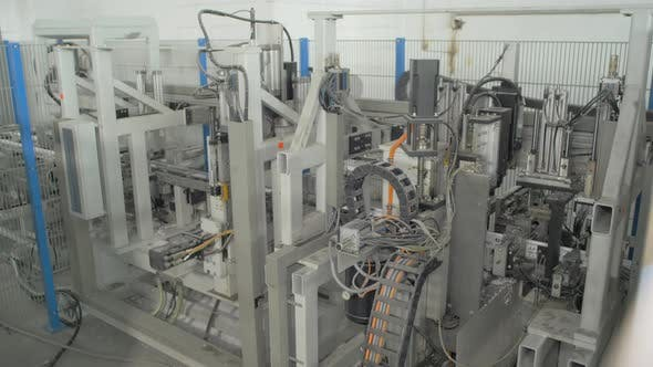 Glass machinery for window production line