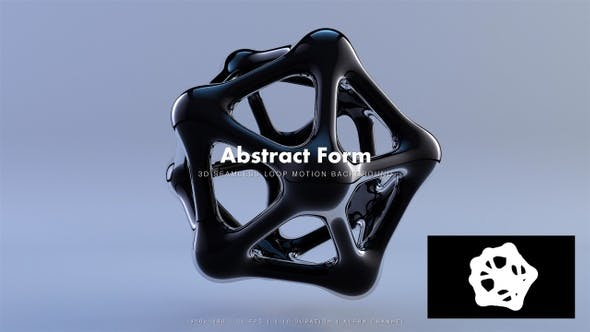 Thumbnail for Abstract Form 24