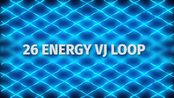 Cover Image for 26 Energy Vj Loop