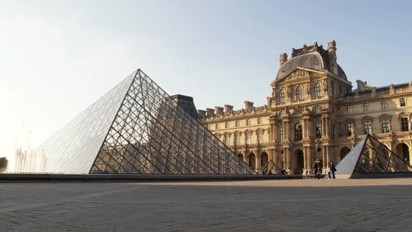 Thumbnail for Paris Louvre Museum