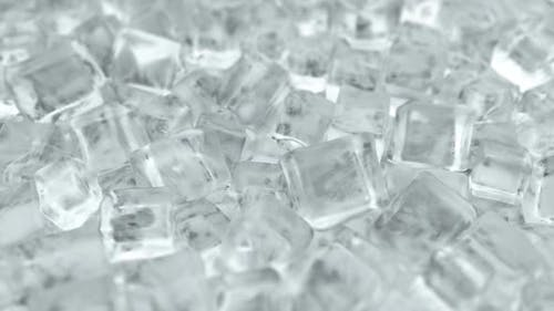 Ice Cubes for Cold Drinks