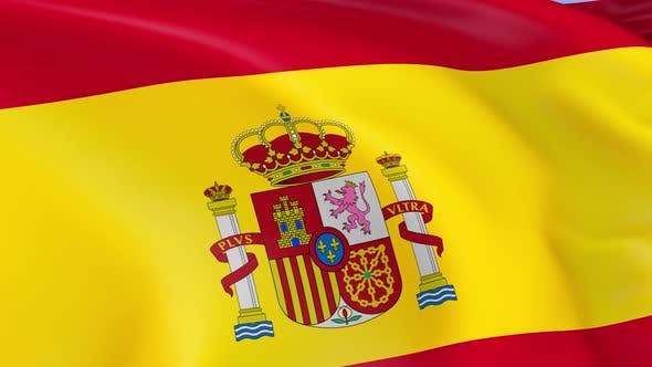 Cover Image for Spain Flag