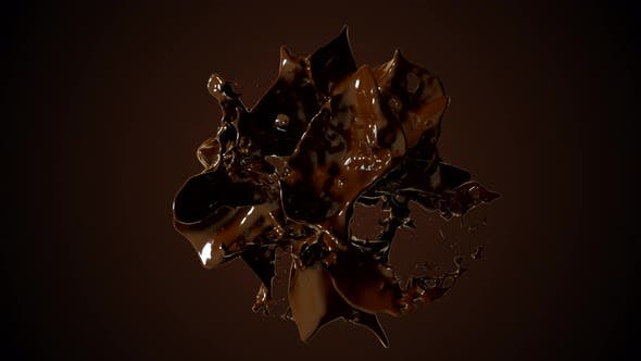 Thumbnail for Chocolate Liquid Explosion