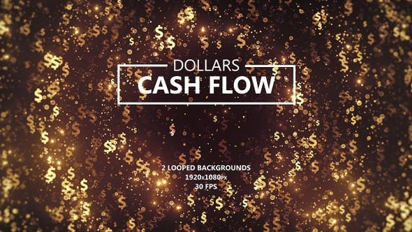 Dollars - Cash Flow